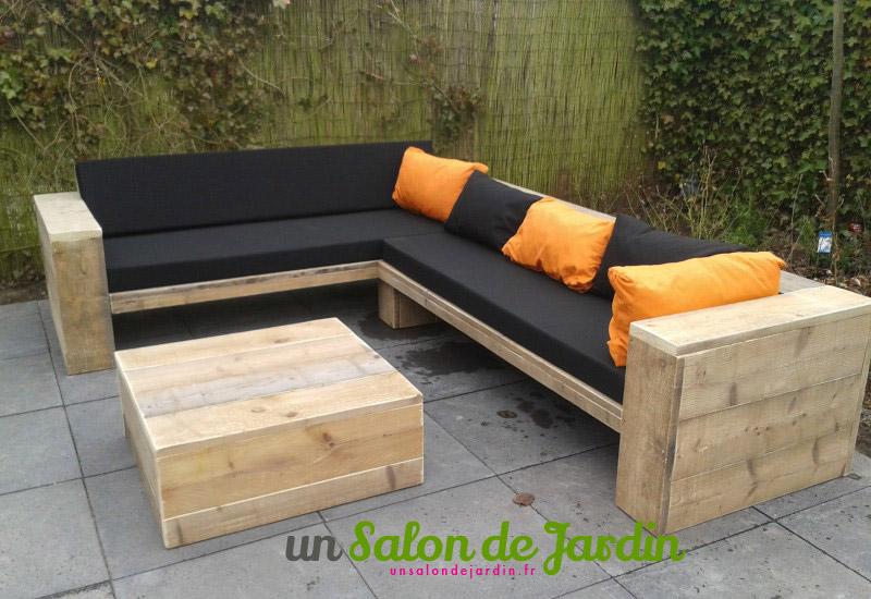 A A Jardin De De Table De A Construire Jardin Table ...
