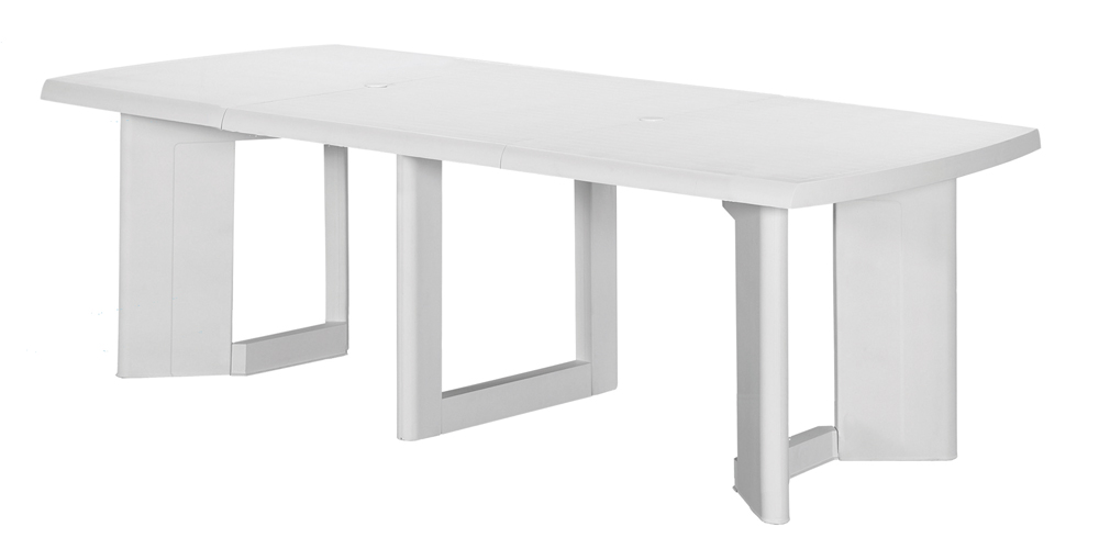 table de jardin allibert new york 260