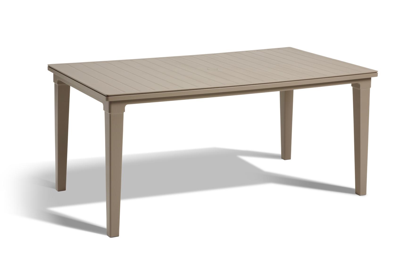 table de jardin allibert