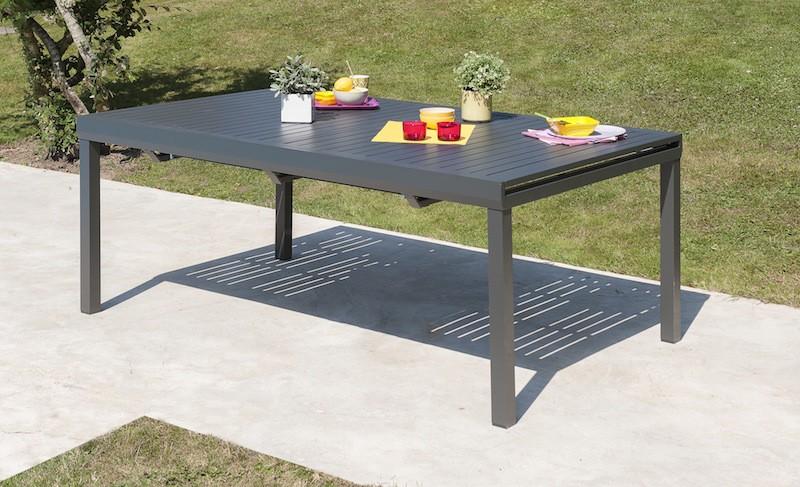 table de jardin keter harmony