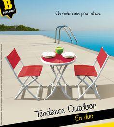 table de jardin babou