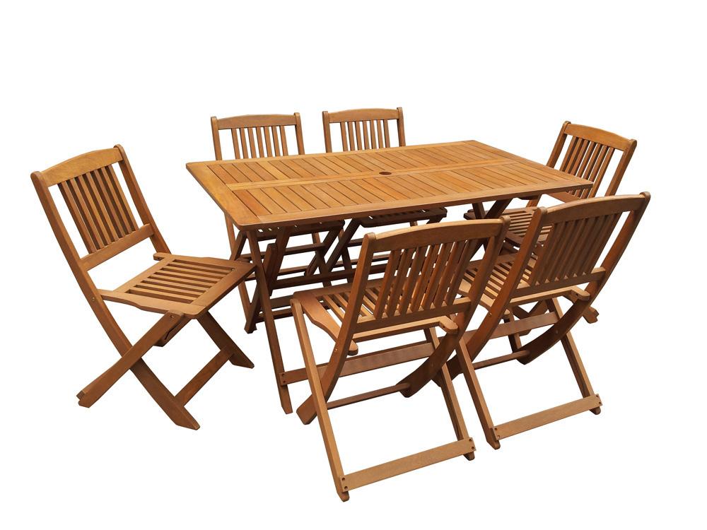Table Jardin Bois Pliante.Table De Jardin Bois Pliable