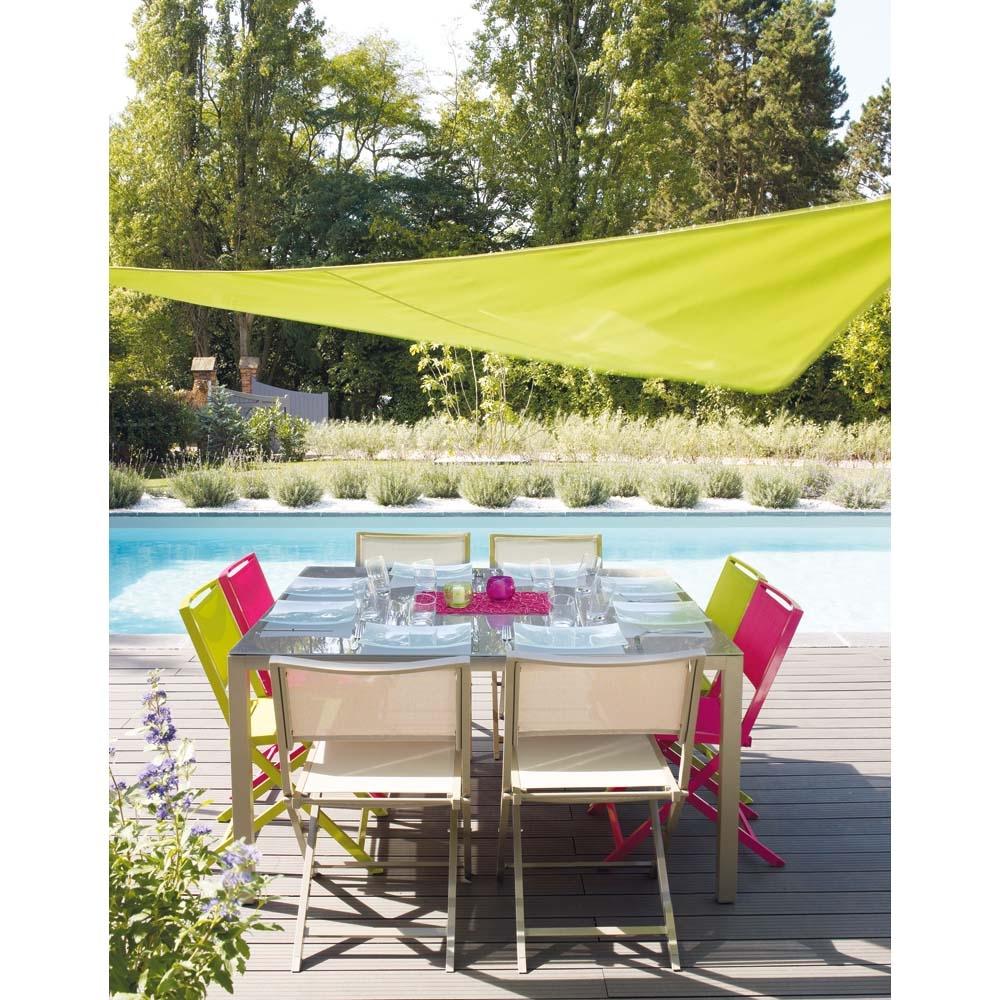 table de jardin bricorama