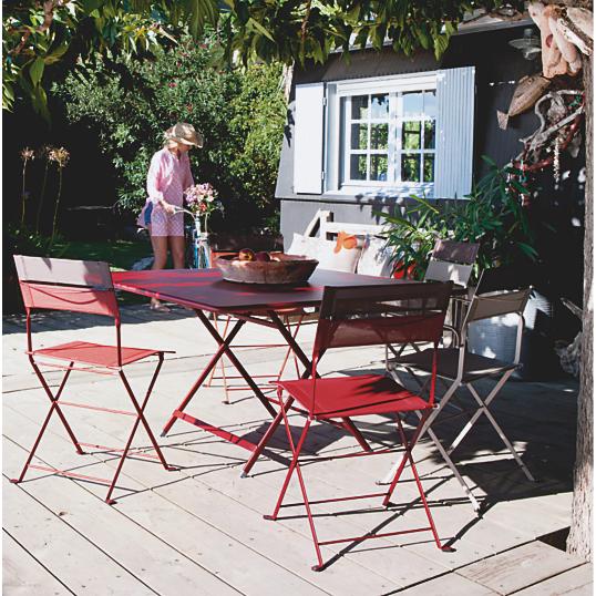 table de jardin camif