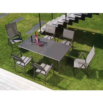 table de jardin centrakor