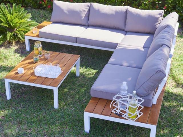 Table De Jardin Chez Gifi