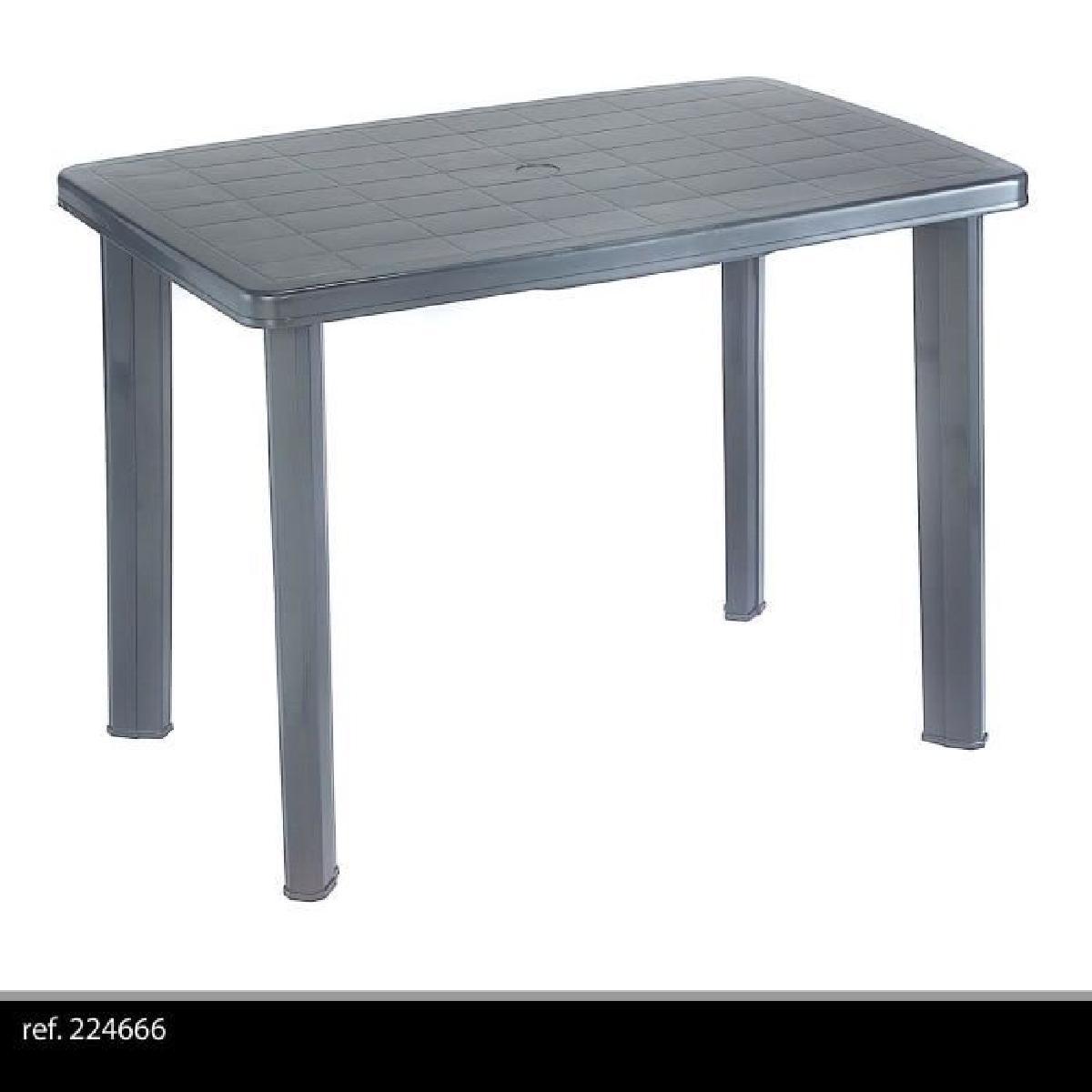 table de jardin demontable