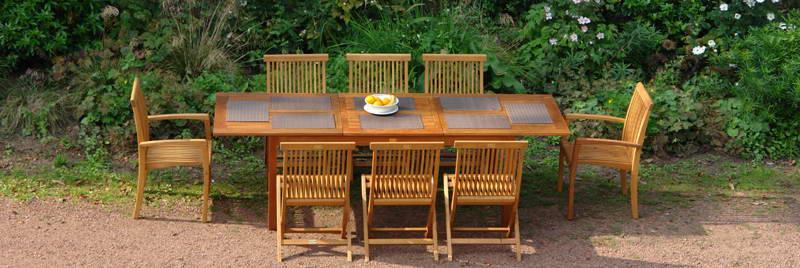 table de jardin ecologique