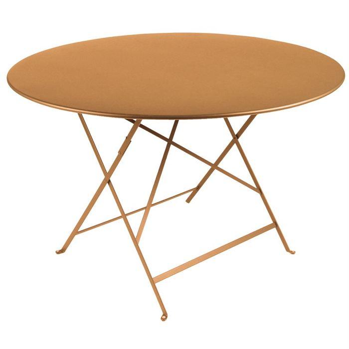 table de jardin en 90 cm