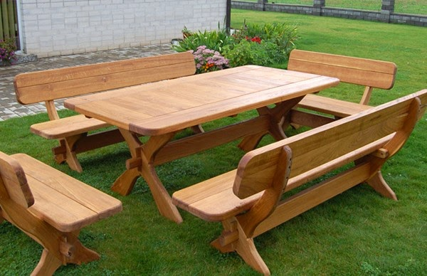 Awesome Table De Jardin En Teck Cdiscount Images - House Design ...