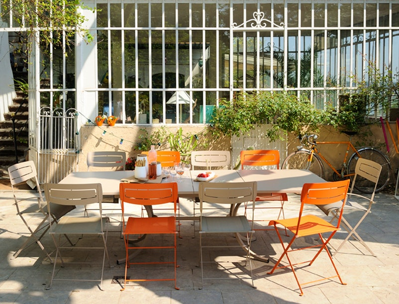 table de jardin fermob occasion
