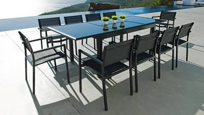 table de jardin foire fouille