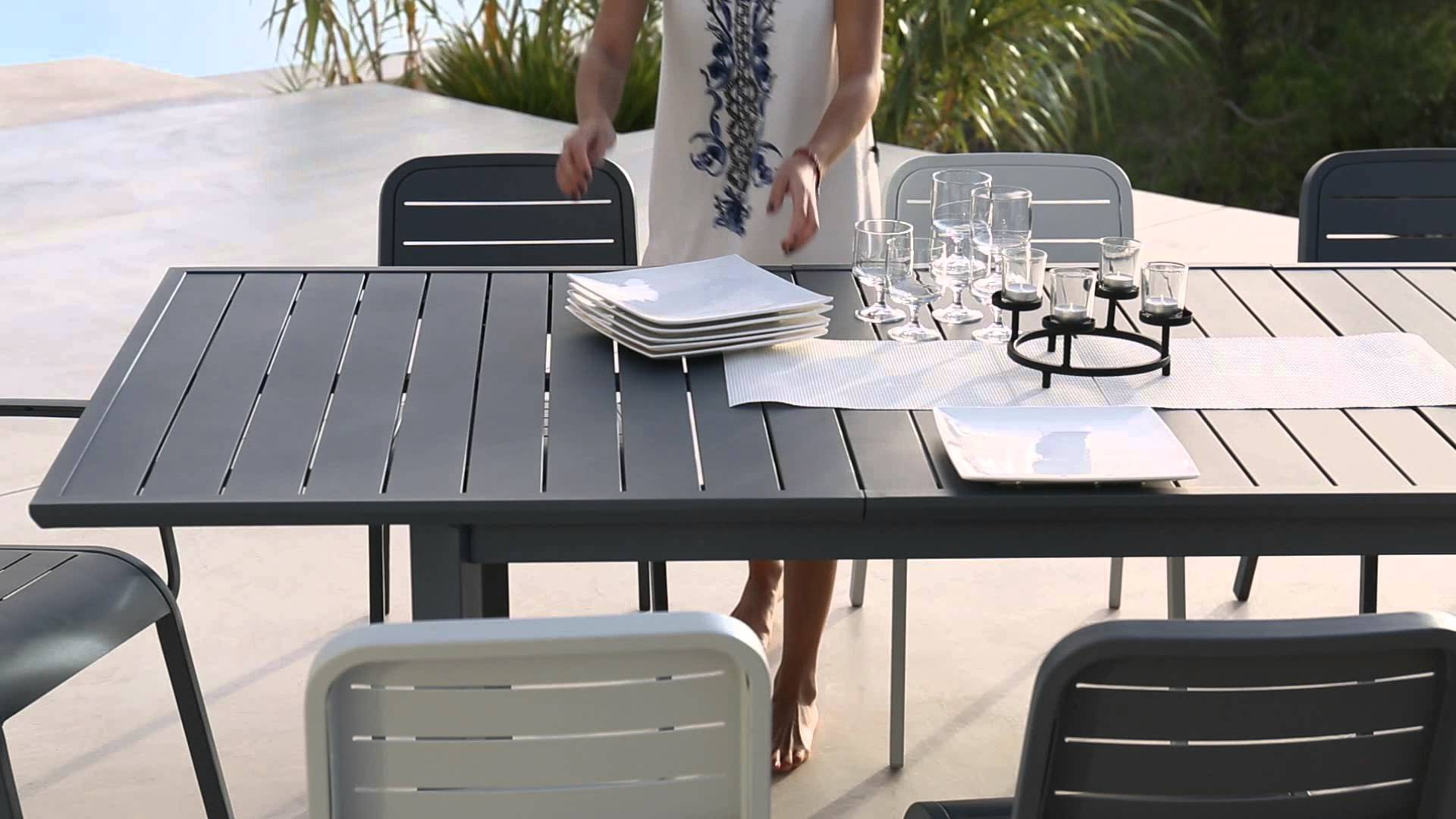 table de jardin france