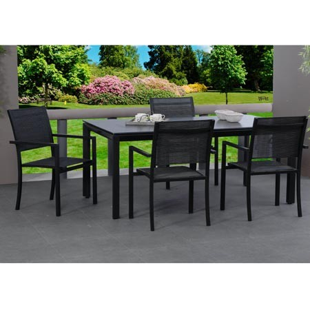 table de jardin keter harmony