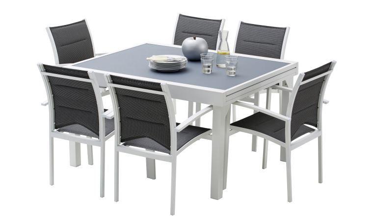 table de jardin gamm vert