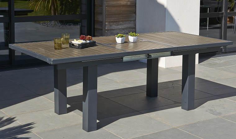table de jardin sonata