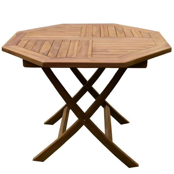 Stunning Table De Jardin Hexagonale Bois Images - House Design ...