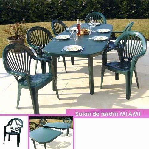 Stunning Table De Jardin Hexagonale Contemporary - House ...