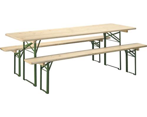 table de jardin hornbach