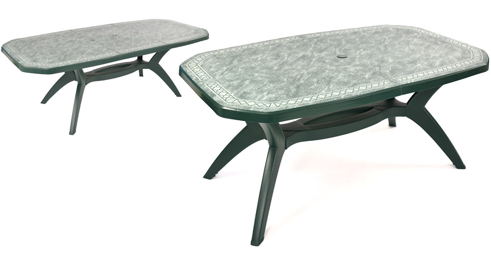 table de jardin ibiza grosfillex