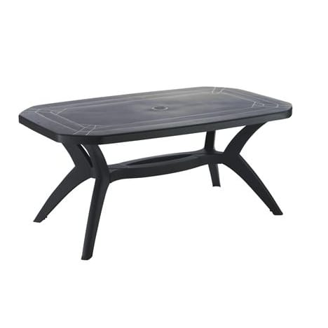 Ibiza De Table Jardin Table Grosfillex bgy6f7