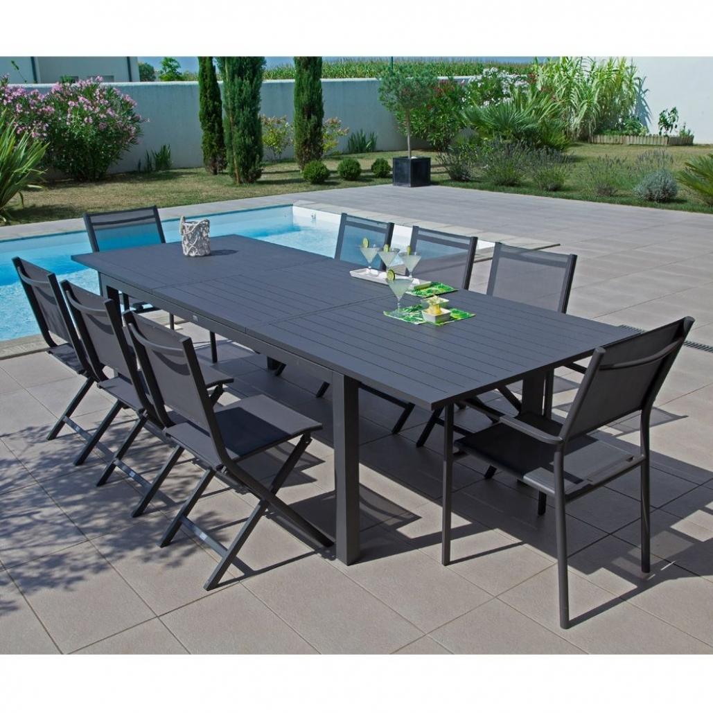 table de jardin kapaza