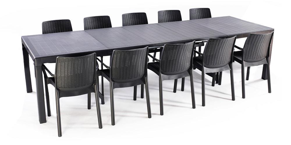 table de jardin keter sonata