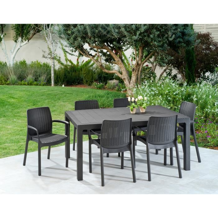 table de jardin keter