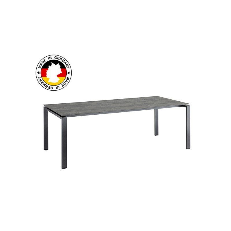 table de jardin kettler hpl