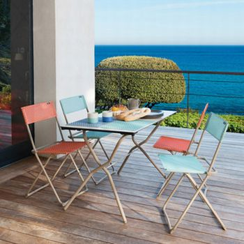 table de jardin lafuma