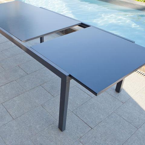 Emejing Table De Jardin Petite Largeur Ideas - House Design ...