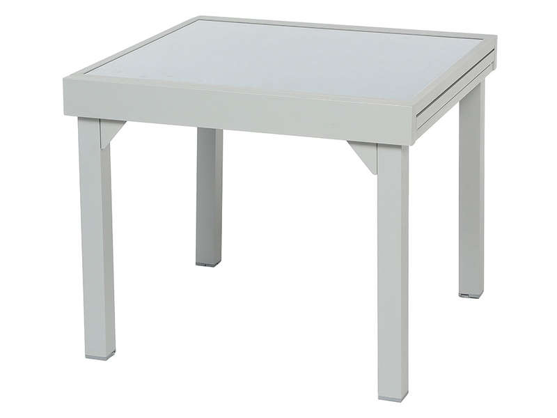 table de jardin largeur 90 cm