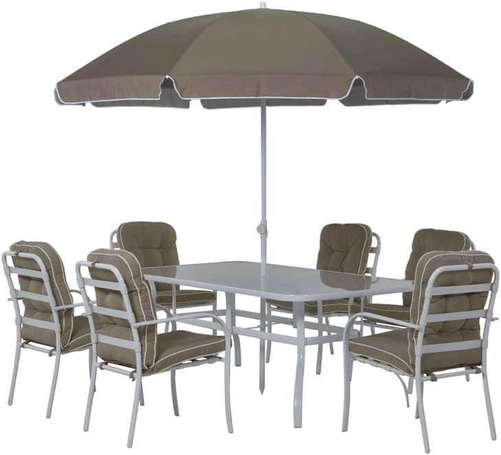 table de jardin leclerc 99€