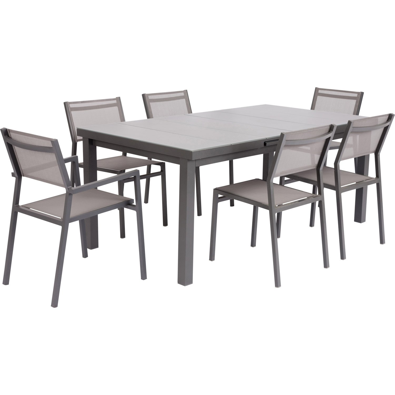 table de jardin leroy merlin