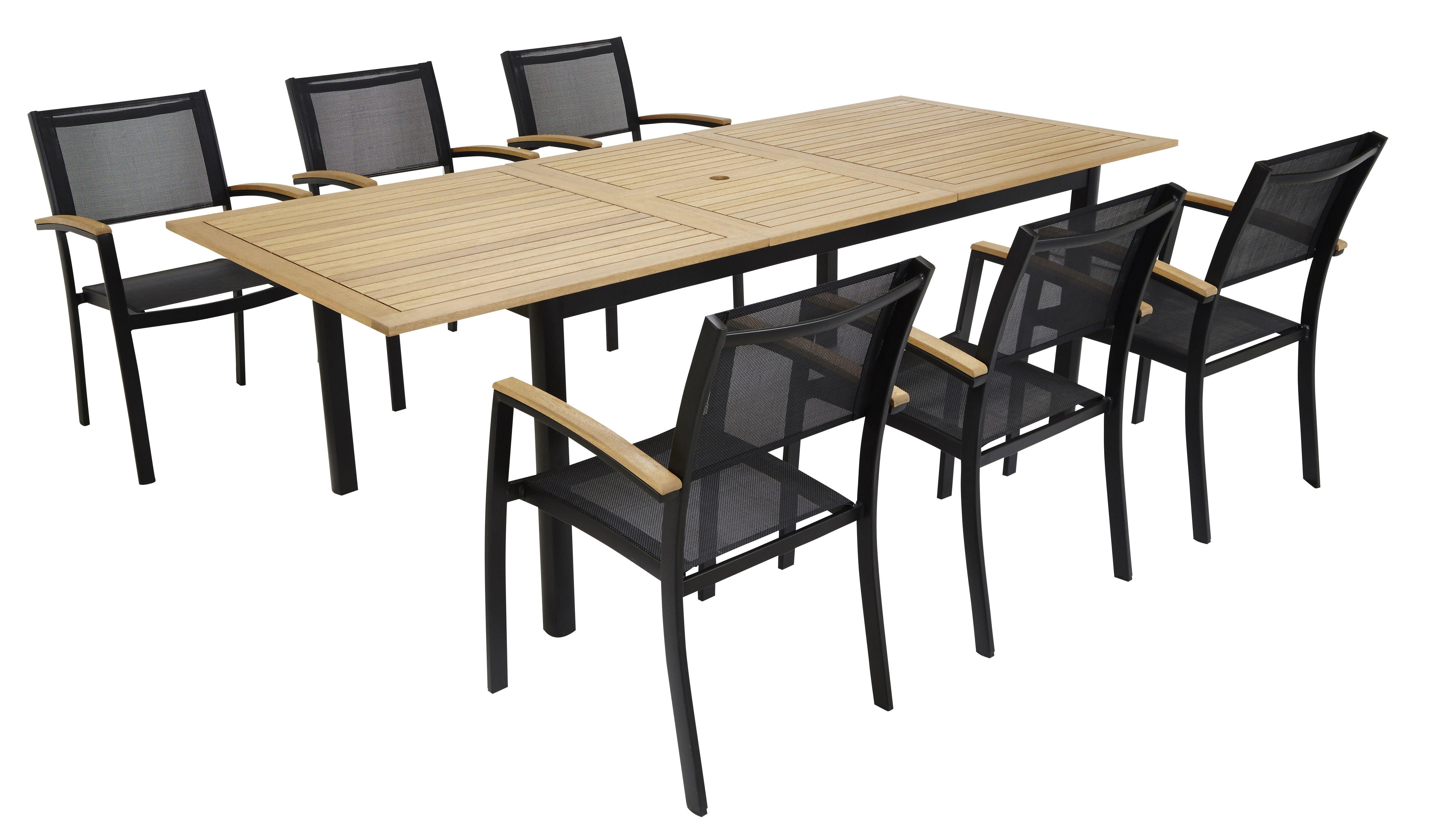 table de jardin louga