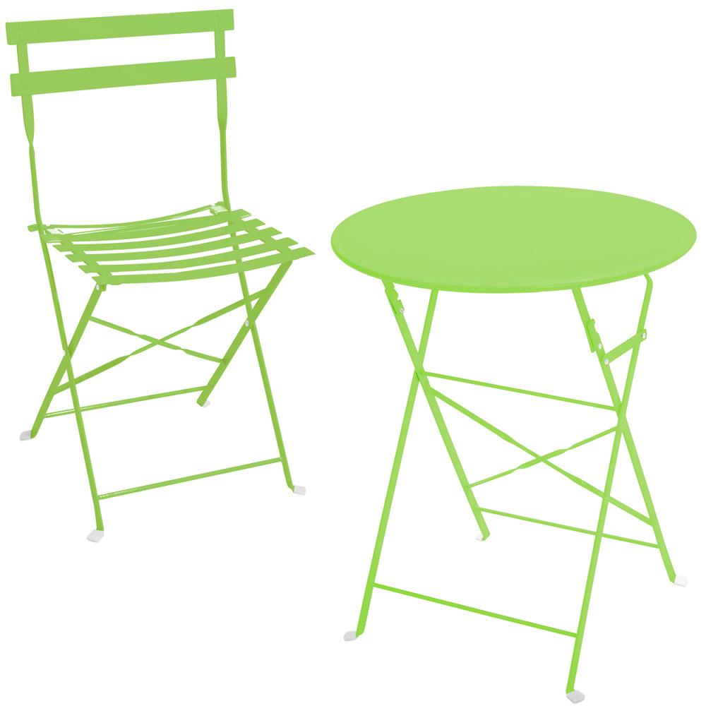 table de jardin fauteuil encastrable