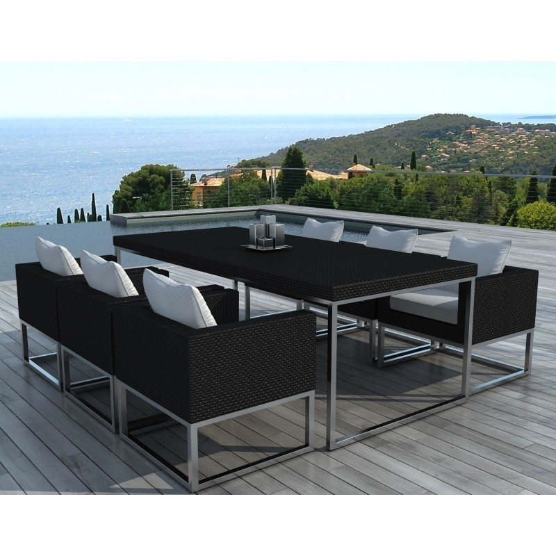 Table De Jardin Moderne.Table De Jardin Moderne