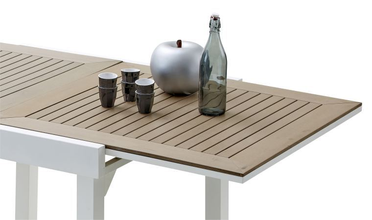 table de jardin modulo 4