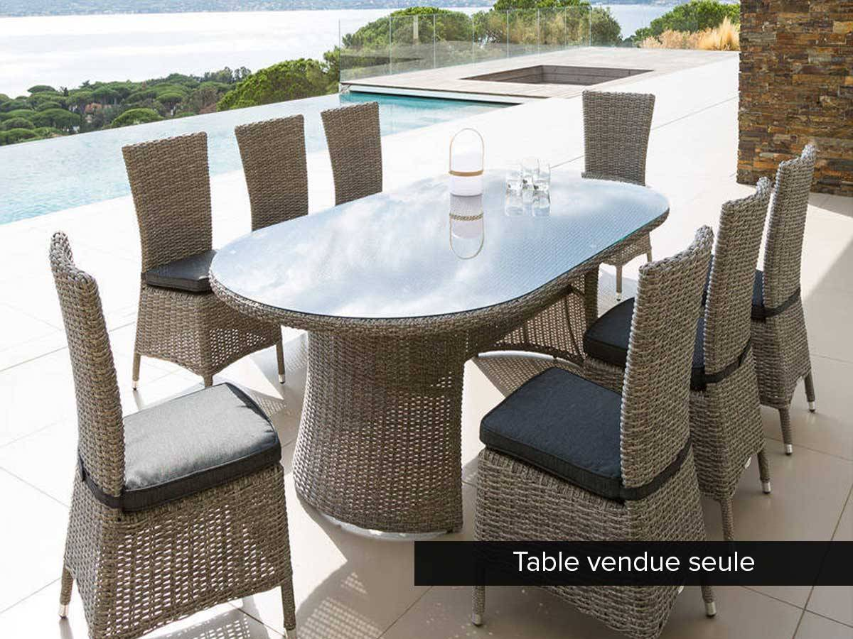 table de jardin n