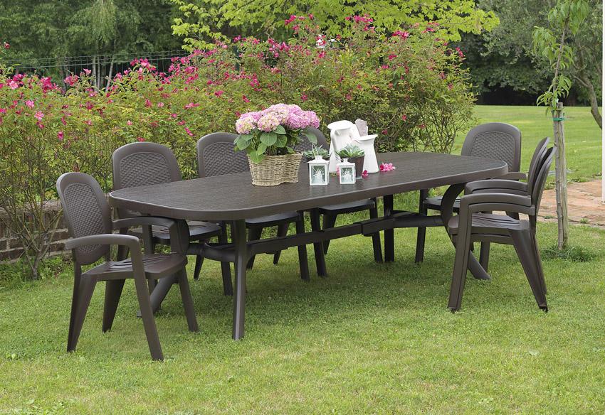 table de jardin nardi toscana