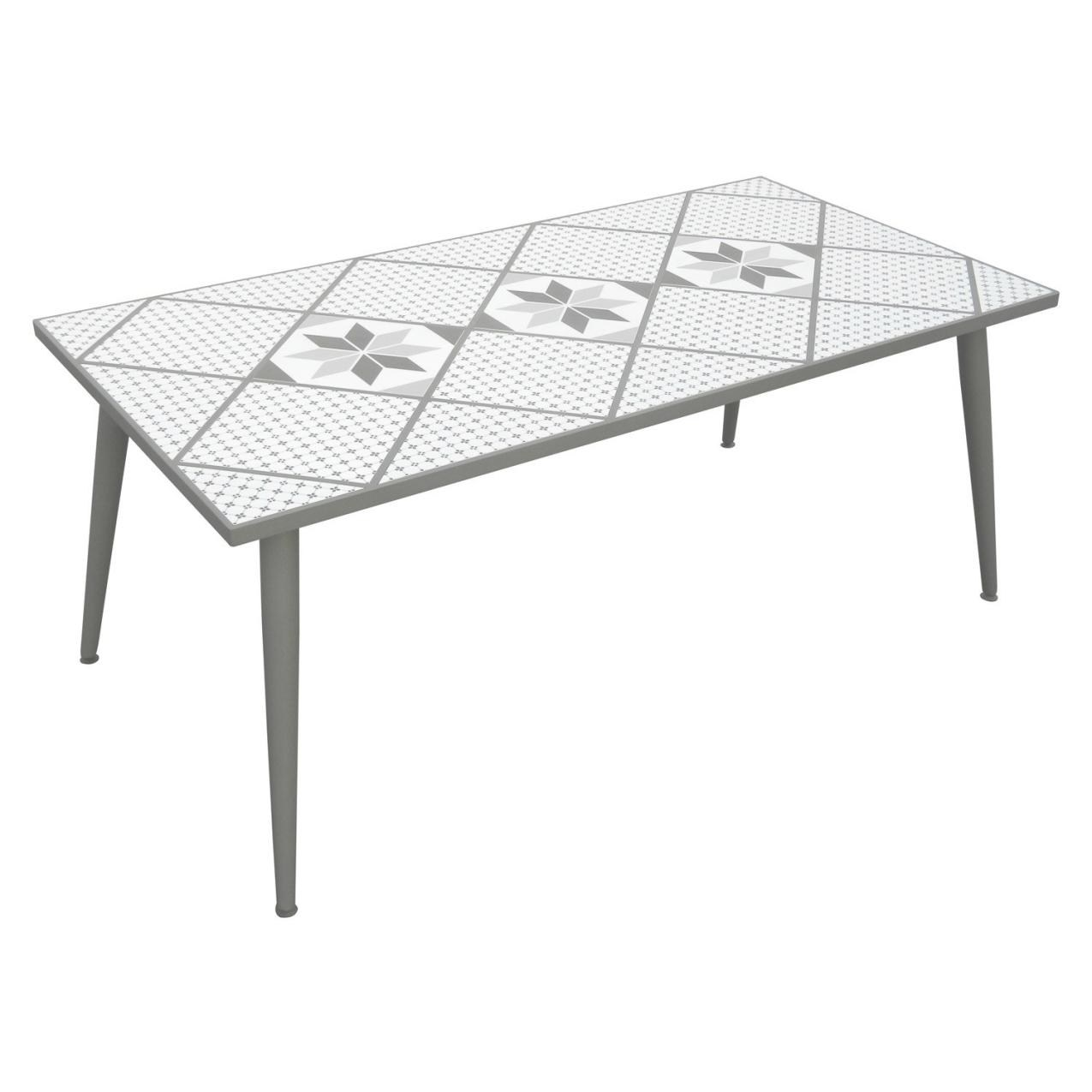 De Jardin Table Naterial Jardin Table De Antibes eI2WHYED9