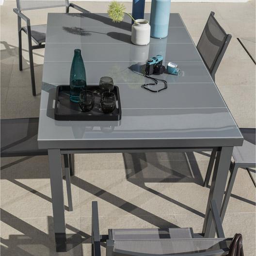 table de jardin naterial niagara
