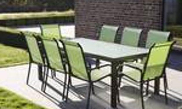 table de jardin new york leclerc