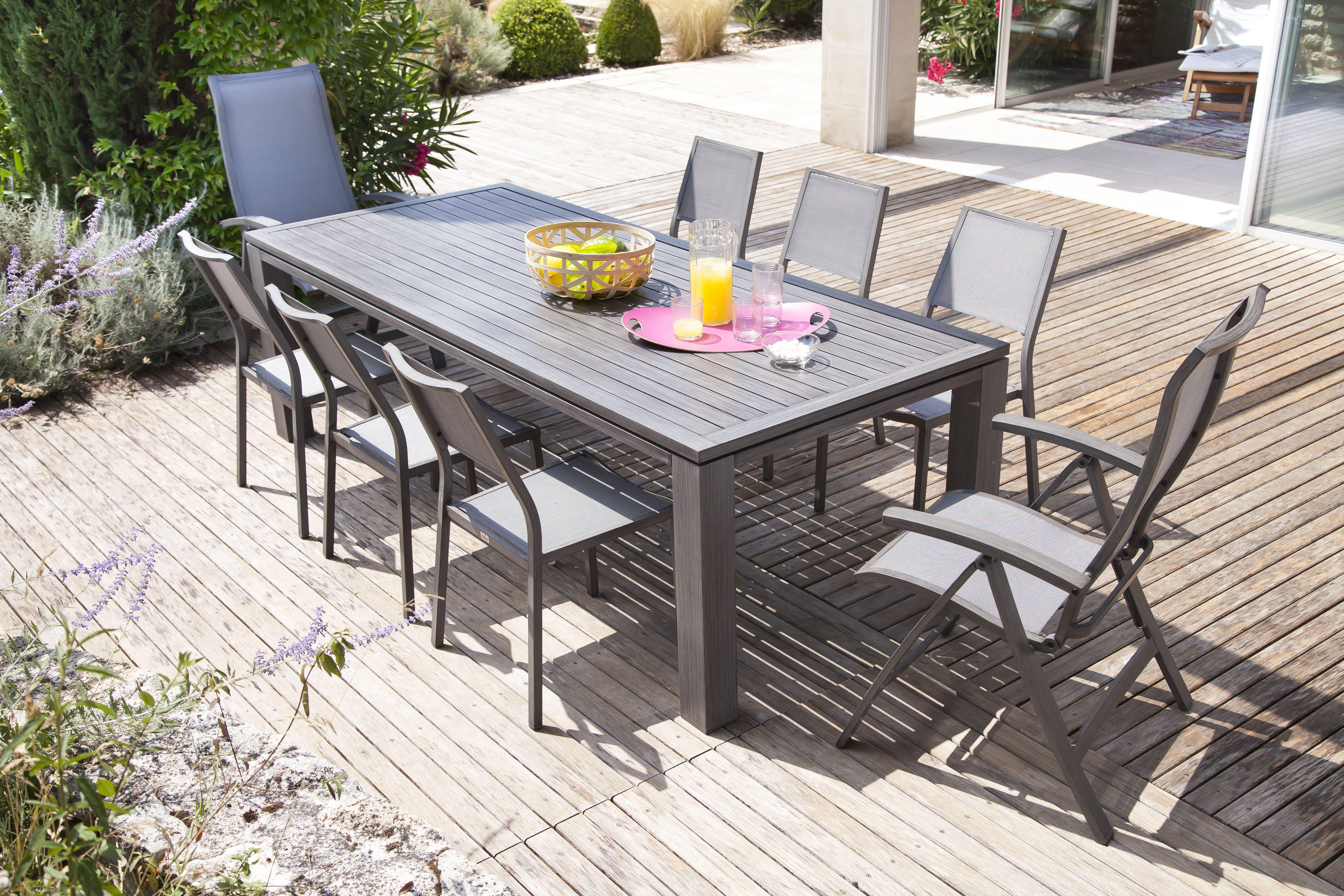 table de jardin oceo