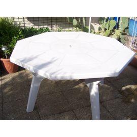 Octogonale De Table Jardin En Resine 8n0NwPkOX