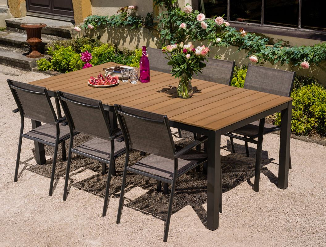 table de jardin oogarden