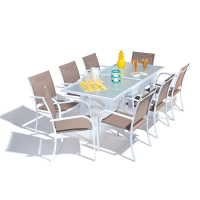 table de jardin oslow