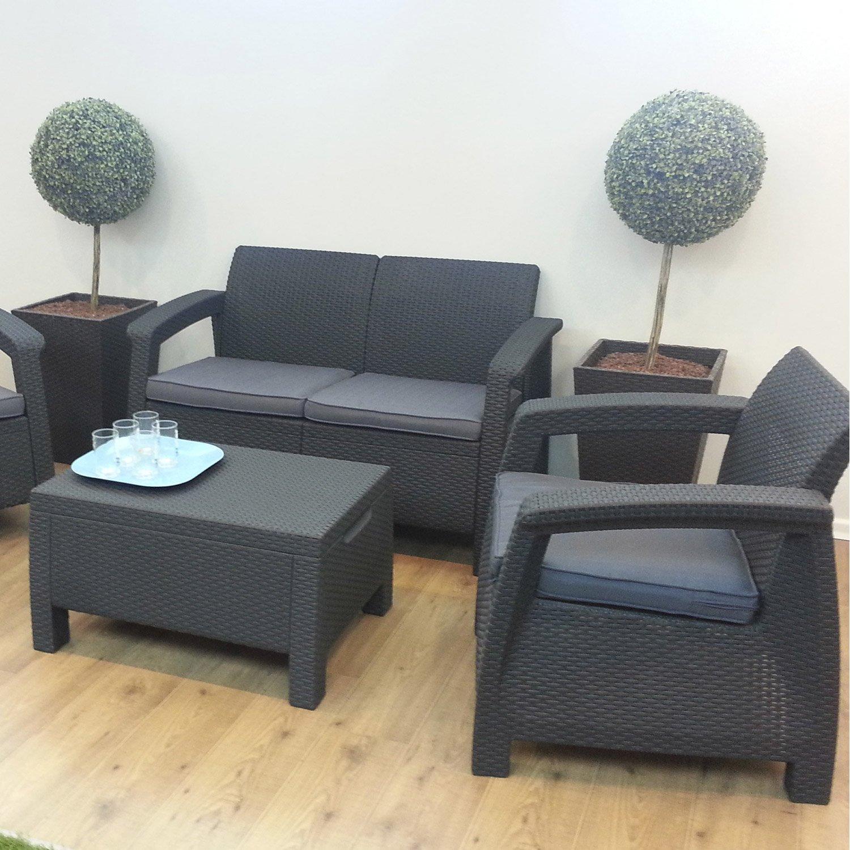 Awesome Salon De Jardin Plastique Gifi Gallery - House Design ...