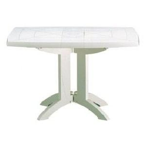 Beautiful Table De Jardin Pvc Blanc Carrefour Pictures - House ...