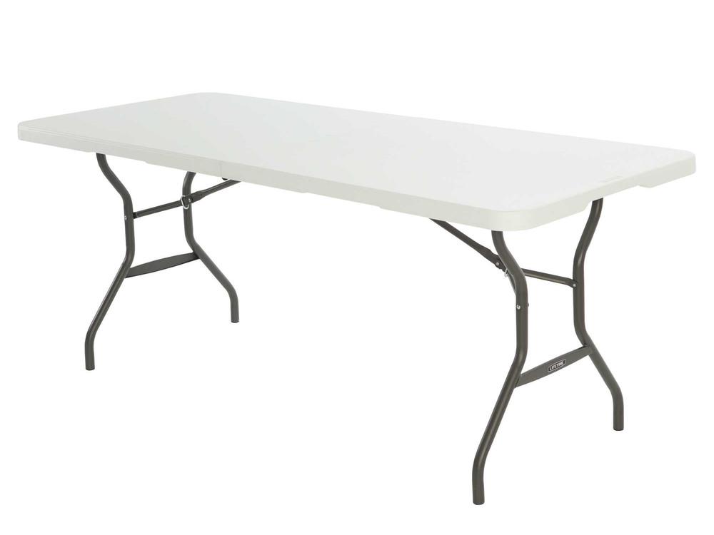 table de jardin pliable